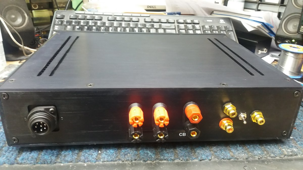 CB4309 Triple Amplifier