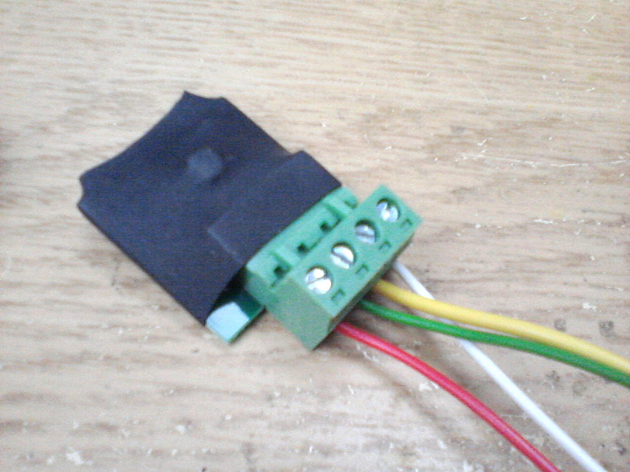 5 Volt to 12 Volt Pulse Converter