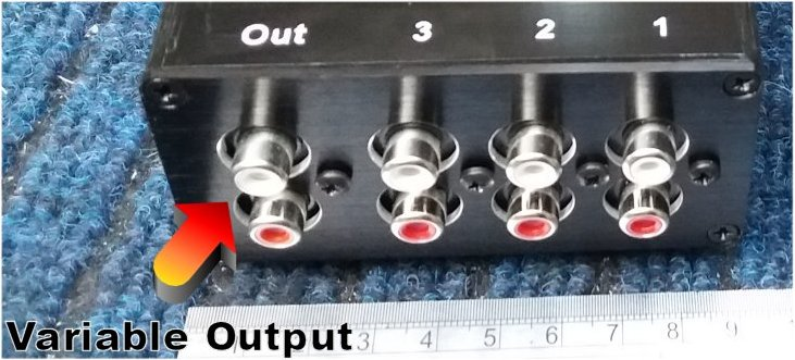 Variable Output