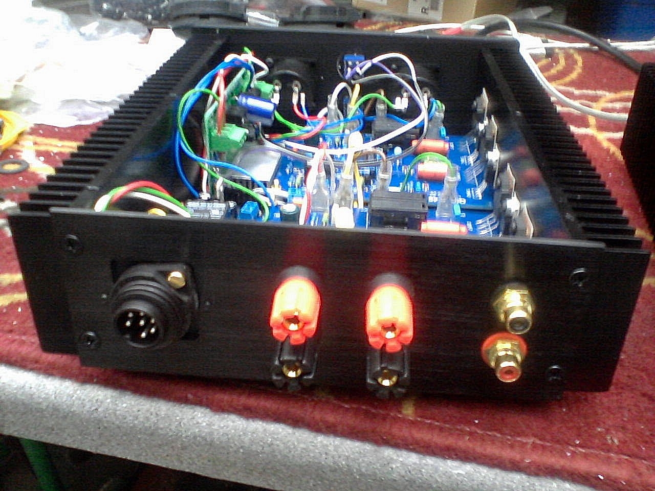 "MKIII Quad 405 Clone Dual Case ""Darth Vader"" Version"