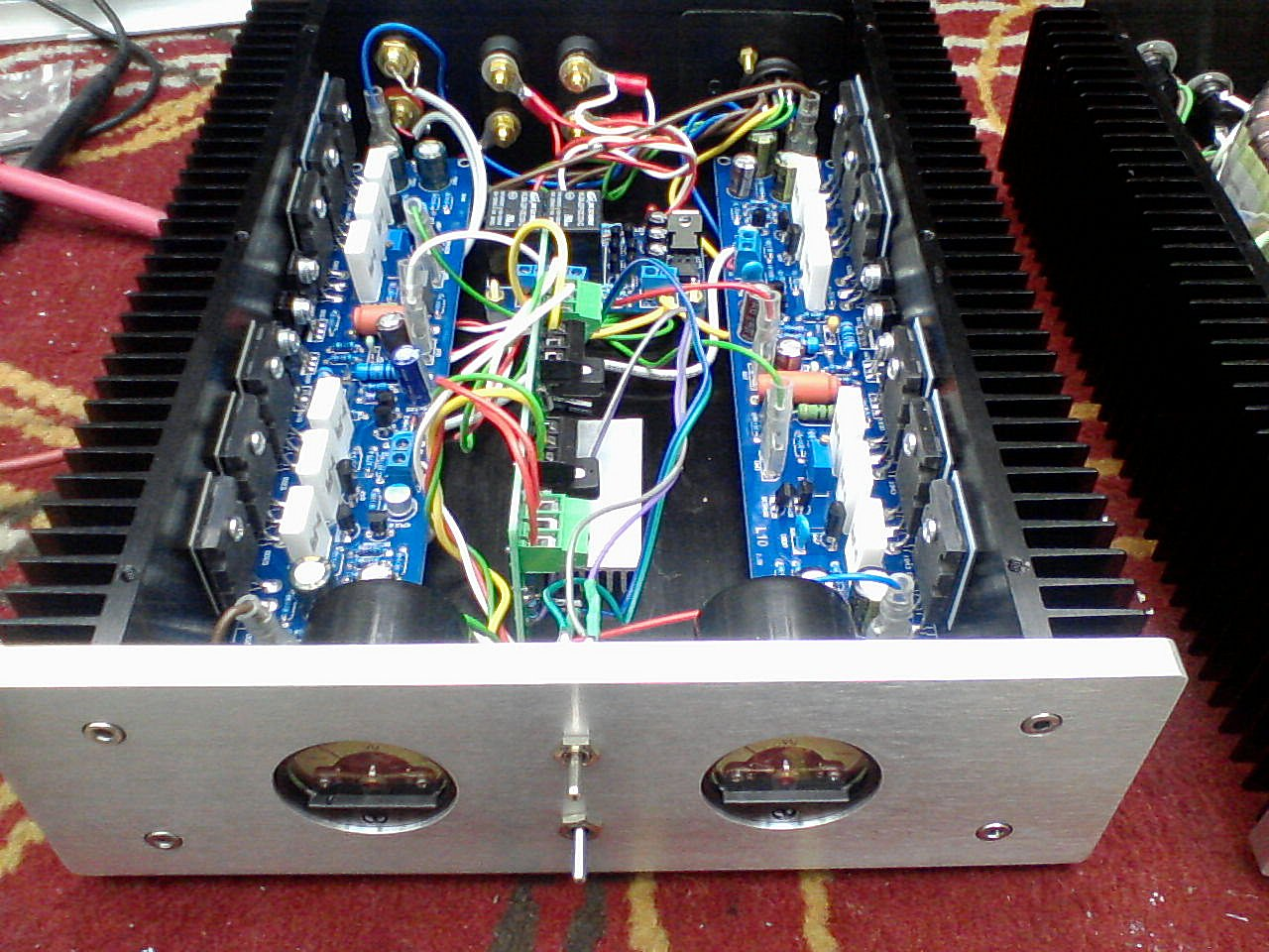 L10 Stereo Power Amplifier