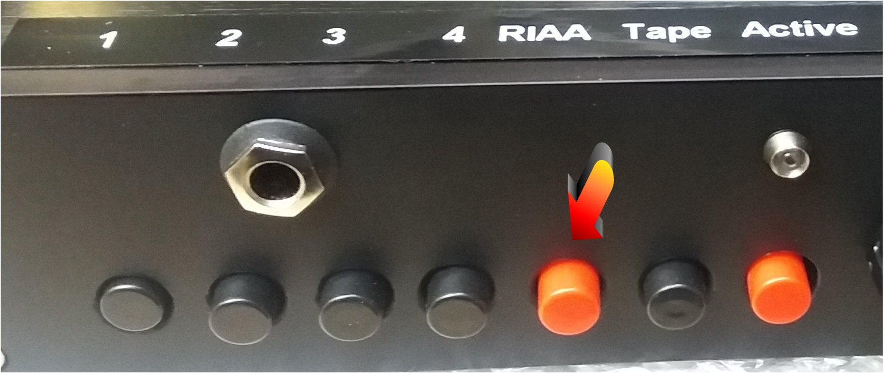 RIAA Switch